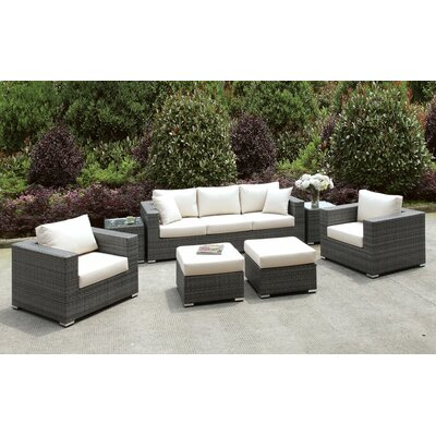 Peters Deep Seating Group with Cushions