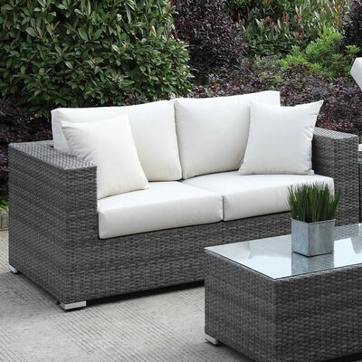 Peters Loveseat with Cushions