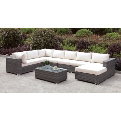 Peters Sectional with Cushions