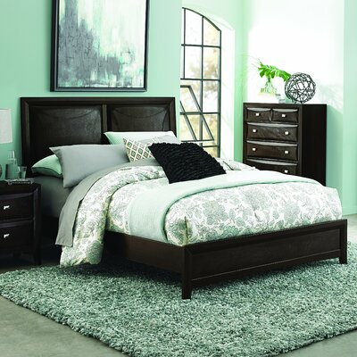 Ryerson Upholstered Platform Bed Size: Queen