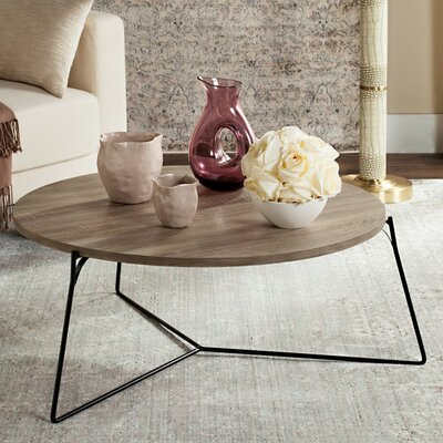 Dagostino Coffee Table Top Finish: Light Tan