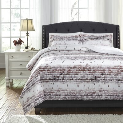 Cantero Duvet Cover Set Size: King