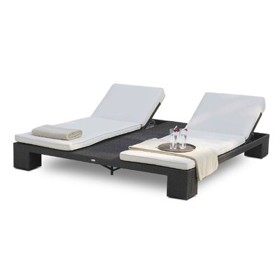 Cheap Double Chaise Lounge Cushion Product Photo