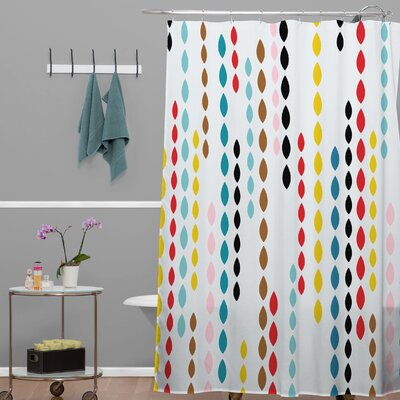 Banda Nolita Drops Shower Curtain