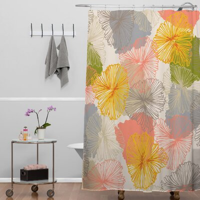 Banda 6 Shower Curtain