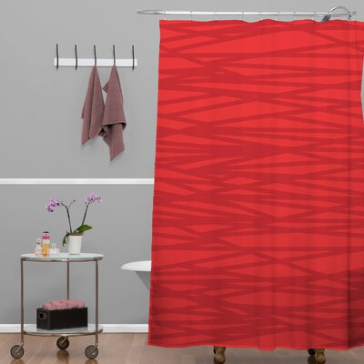Banda 9 Shower Curtain