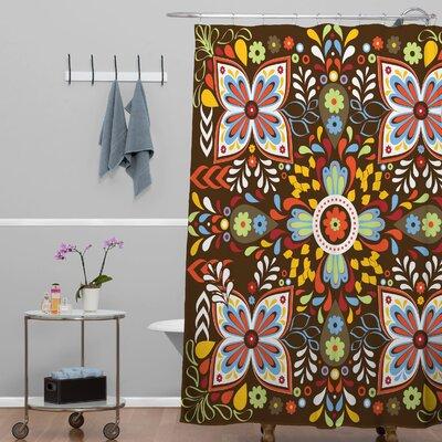 Banda Wanderlust Shower Curtain