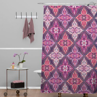 Banda 5 Shower Curtain
