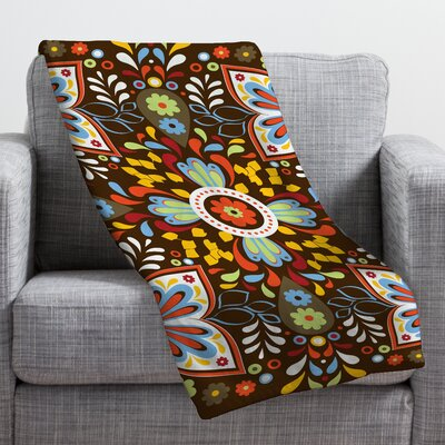 Banda Throw Blanket Size: Medium