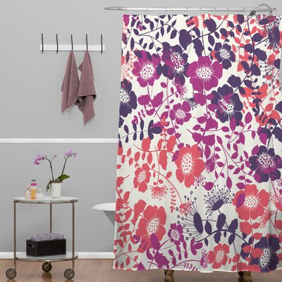 Banda Provencal Lavender 2 Shower Curtain