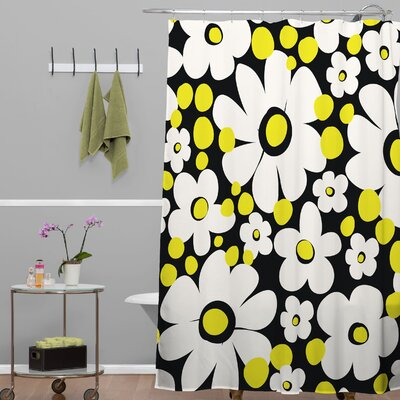 Banda 4 Shower Curtain