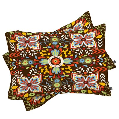 Brousseau Pillowcase Size: Standard