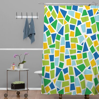 Banda Baby Beach Bum A6 Shower Curtain