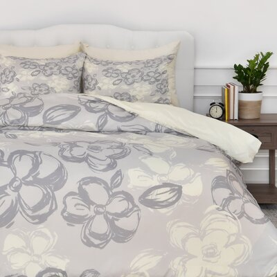 Banda Russian Ballet Duvet Cover Set Size: King