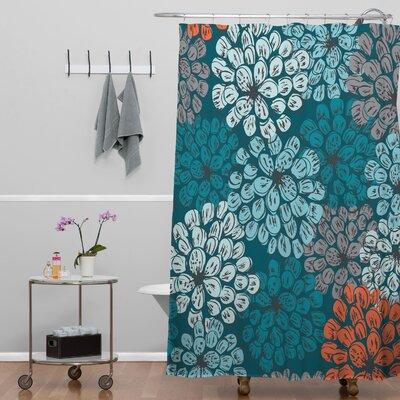 Banda Gardens 3 Shower Curtain