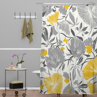 Banda 3 Shower Curtain
