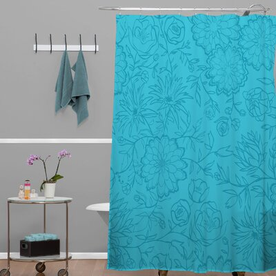 Banda Desert Daydreams 2 Shower Curtain
