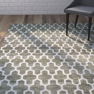 Ashville Charcoal Rug Rug Size: Rectangle 5 x 8
