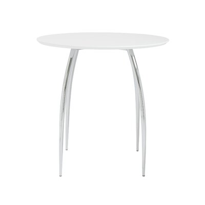 Addisyn Dining Table Color: White