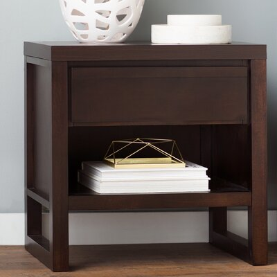 Lambertville 1 Drawer Nightstand
