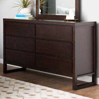 Nichols 6 Drawer Dresser