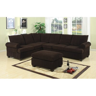 Corporate Reversible Sectional
