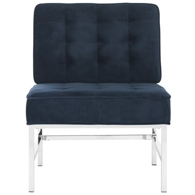 Iseminger Chair Color: Navy