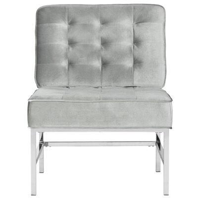 Iseminger Chair Color: Light Gray