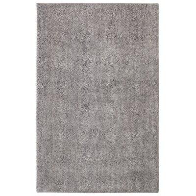 Mixson Gray Area Rug Rug Size: 5' x 7'6