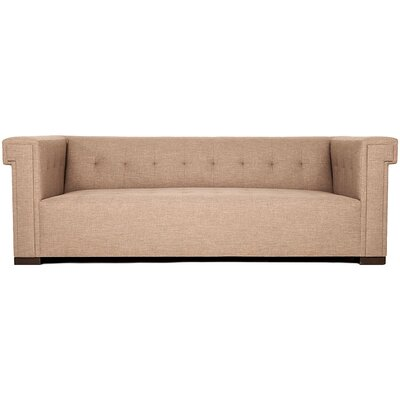 Mohr Tufted Chesterfield Sofa