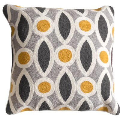 Molter Cotton Throw Pillow