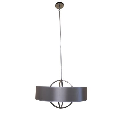 Tolentino 3-Light Drum Pendant