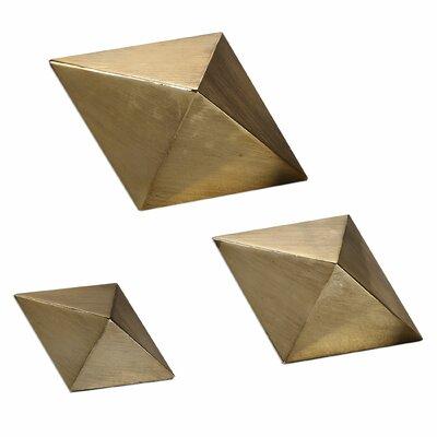 3 Piece Accent Sculpture Set