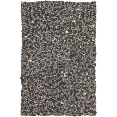 Pipkin Balls Grey Area Rug Rug Size: 9 x 13