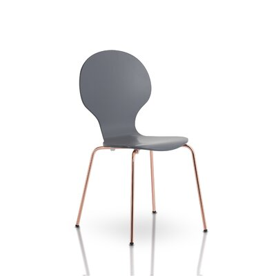 Vanarsdale Side Chair Finish: Gray