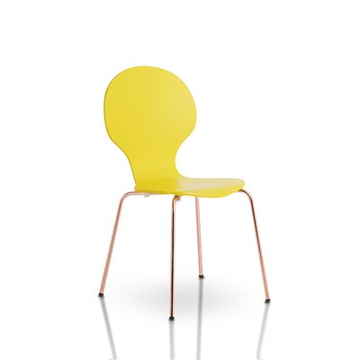 Oshaughnessy Side Chair Finish: Yellow