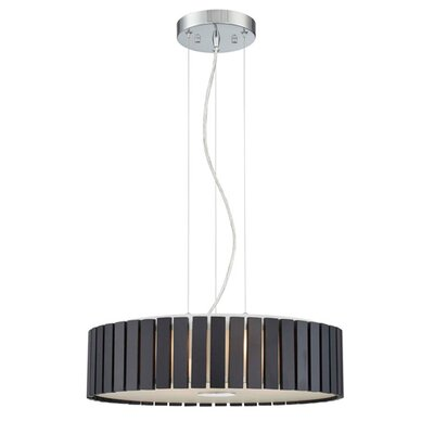 Canavan 4-Light Drum Pendant
