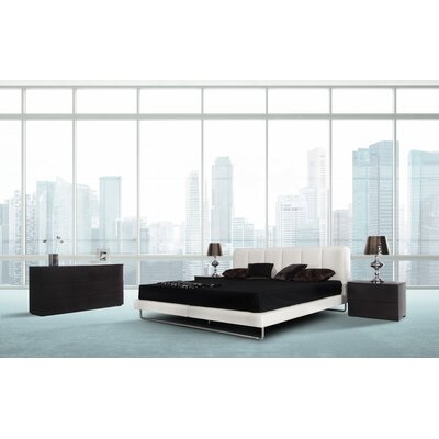 Kimzey King Upholstered Platform Bed