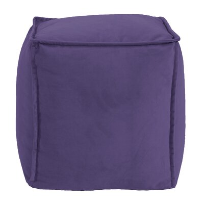 Olmo Pouf Color: Eggplant
