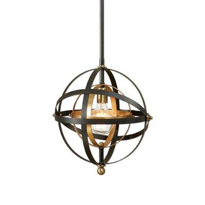 Onorato 1-Light Globe Pendant