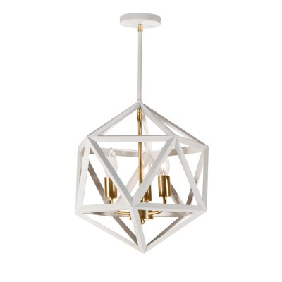 Ohalloran 3-Light Foyer Pendant Finish: Vintage Bronze