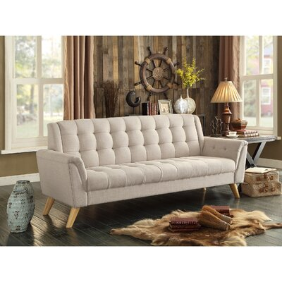 Trahan Sofa Upholstery: Beige