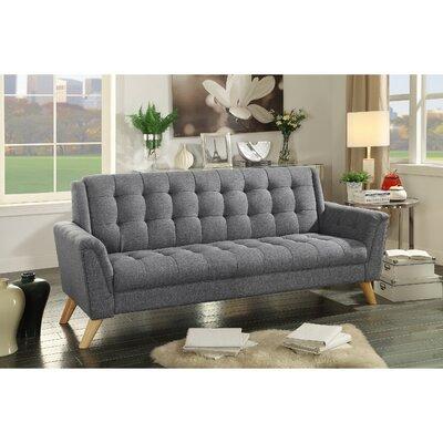 Trahan Sofa Upholstery: Gray