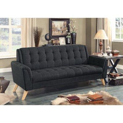 Trahan Sofa Upholstery: Charcoal