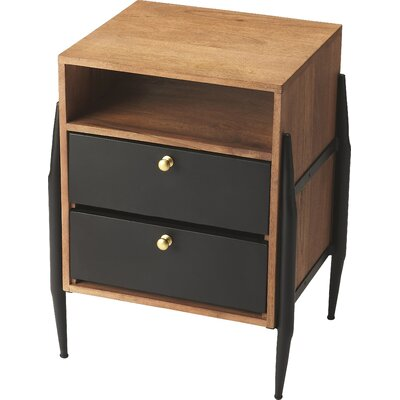 Derwood Palisades End Table