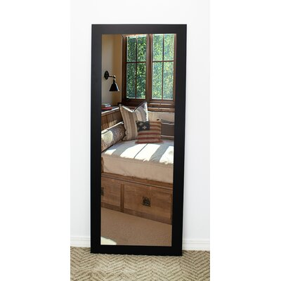 Handcrafted Rectangle Wall Mirror Size: 63 H x 25 W x 0.75 D