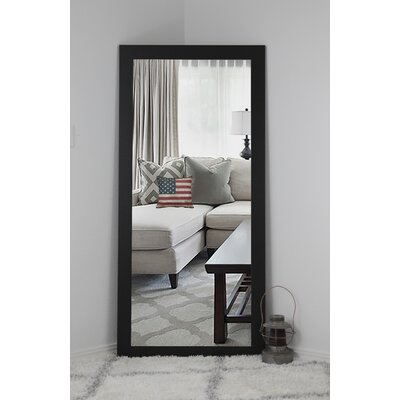 Handcrafted Rectangle Wall Mirror Size: 65 H x 30 W x 0.75 D