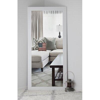 Brayden Studio Classic White Vanity Wall Mirror
