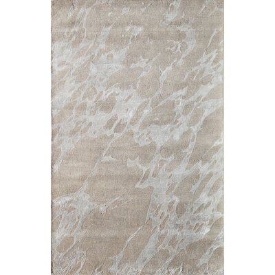 Martone Hand-Tufted Sand Area Rug Rug Size: Rectangle 8' x 11'