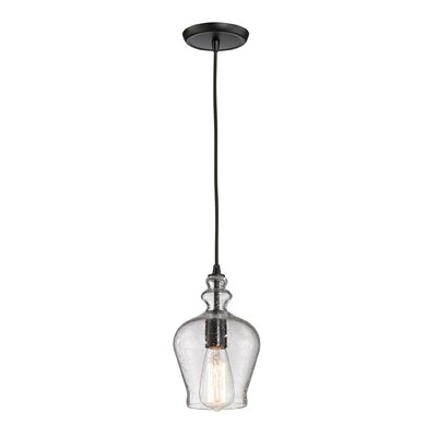 Topete 1-Light Mini Pendant